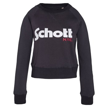 Schott - Sweat-shirt - bleu marine