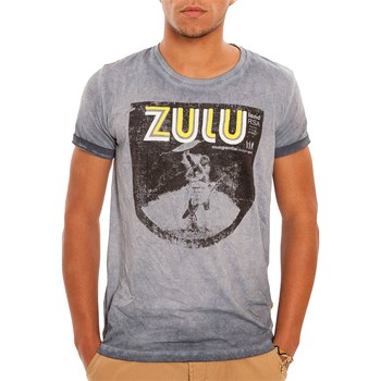 Magents - Zululand - T-shirt manches courtes - gris