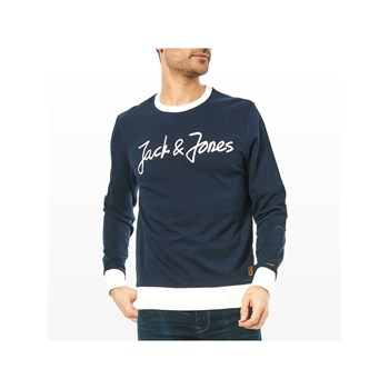 Jack & Jones - Legend - Sudadera - azul marino