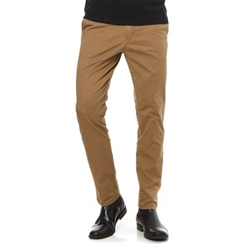 Jack & Jones - JJICody JJSpencer Noos - Pantalon chino - marron clair