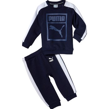 Puma - BB Classic - Ensemble sweat-shirt et pantalon jogging - bleu