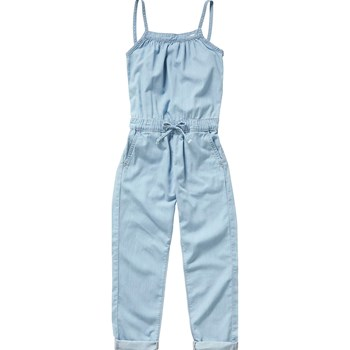 Pepe Jeans London - Belle - Combi-pantalon - bleu