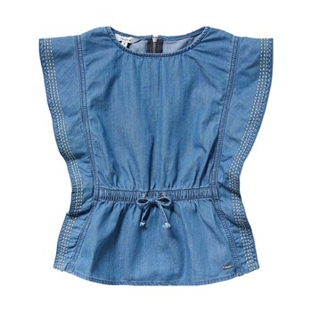 Pepe Jeans London - Butterfly - Tunica - blu