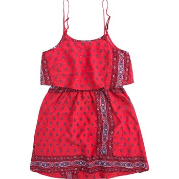 Pepe Jeans London - Diane Jr - Robe courte - rouge