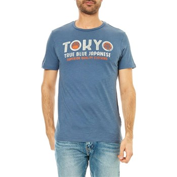 Jack & Jones - Keith - Camiseta de manga corta - azul