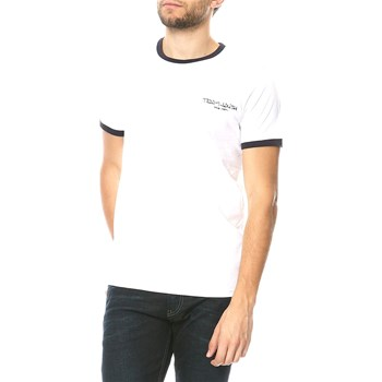 Teddy Smith - The Tee - T-shirt manches courtes - blanc