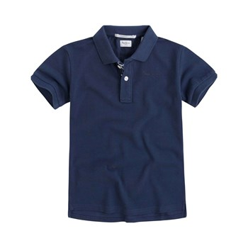 Pepe Jeans London - Thor Jr - Polo manches courtes - blu scuro