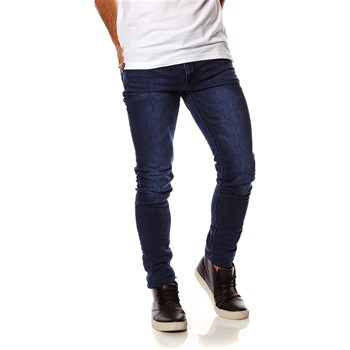 Best Mountain - Jeans skinny - jeansblau
