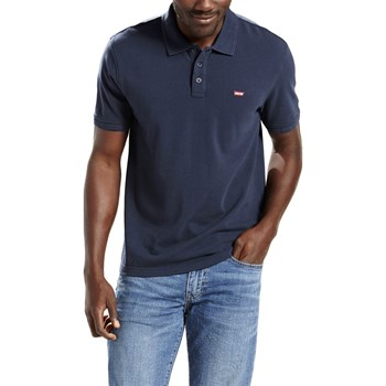 Levi's - Housemark - Polo manches courtes - blu scuro