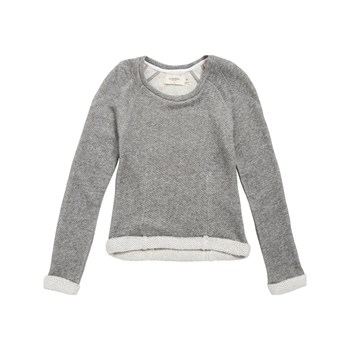 Little ElevenParis - Sweat polaire - gris chine