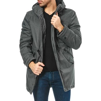 Bonobo Jeans - Parkwoolh - Manteau - anthracite