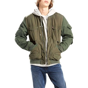 Levi's - Pieced bomber - Bombers - olive