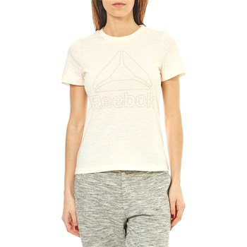 Reebok Performance - T-shirt de sport manches courtes - blanc