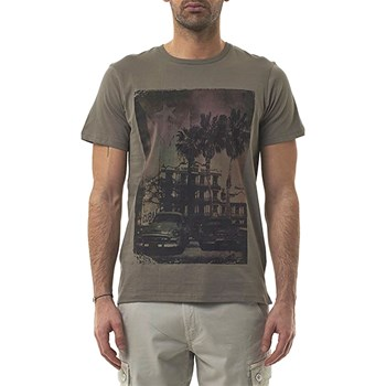 Best Mountain - T-shirt manches courtes - army