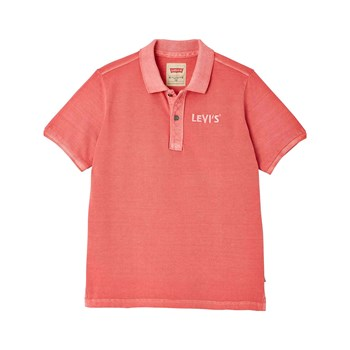 Levi's Kids - Poldye - Polo manches courtes - rouge