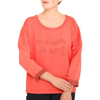 Oxbow - Seyo - Sweat-shirt - orange