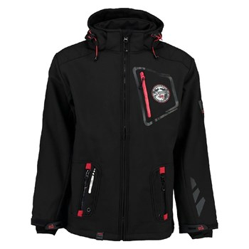 Geographical Norway - Télephérique - Veste coupe-vent - noir