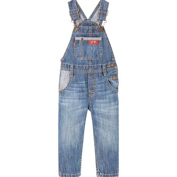 Levi's Kids - Oly - Salopette - denim bleu