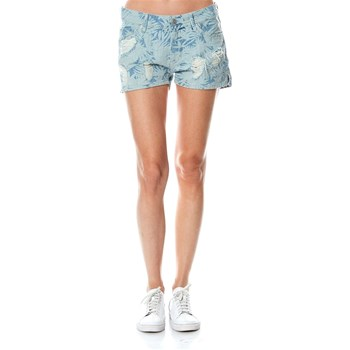 Pepe Jeans London - Sumi - Mini short en jean - bleu jean