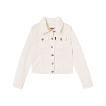 Levi's Kids - Trucol - Giacca in jeans - bianco