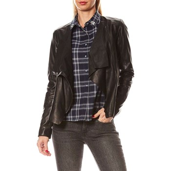 Oakwood - Wonder - Veste en cuir - noir