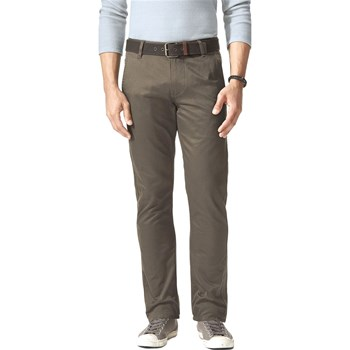 Dockers - Bic Alpha slim tapered stretch - Pantalon chino - gris