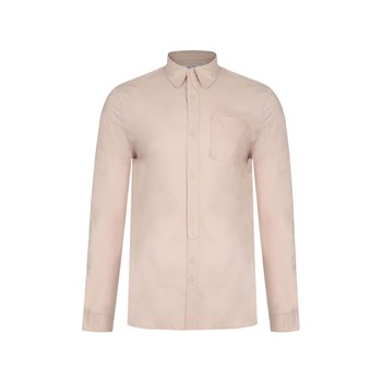 Bellfield - Lucian - Chemise manches longues - rose