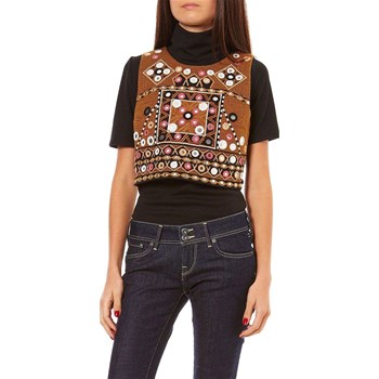 Pepe Jeans London - Jewel - Crop Top - camel