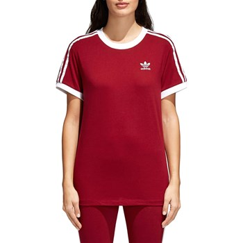 Adidas Originals - T-shirt manches courtes - rouge