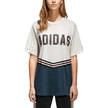 Adidas Originals - T-shirt manches courtes - blanc