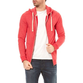 Jack & Jones - Scarlet - Sweater met capuchon - rood