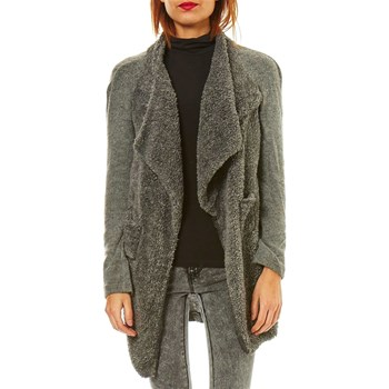 Maille Love - Gilet - gris