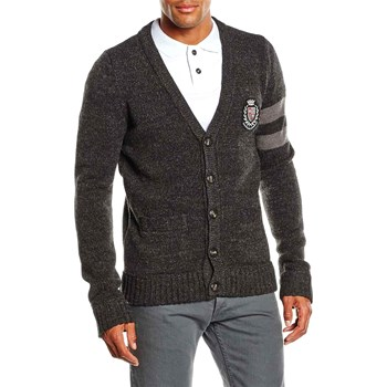 Paul Stragas - Strickjacke - dunkelgrau