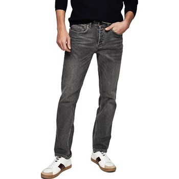 Mango Man - Tim - Jean slim - denim noir
