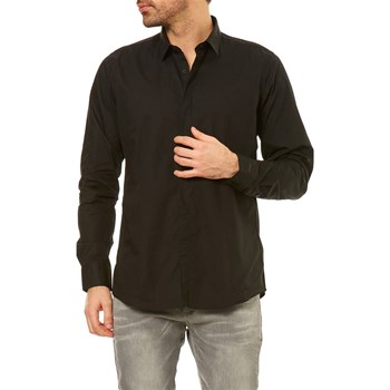 Best Mountain - Camisa de manga larga - negro