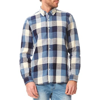 Best Mountain - Camicia - indaco