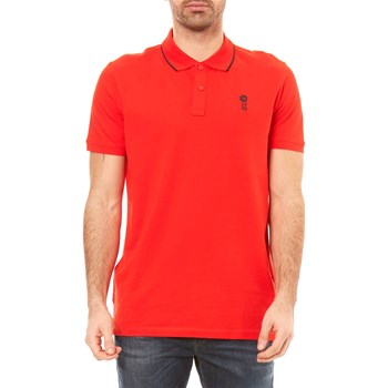 Jack & Jones - Stone - Polo manches courtes - rouge