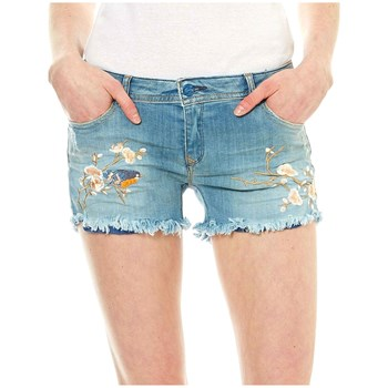 Kaporal - Lio - Short - denim bleu