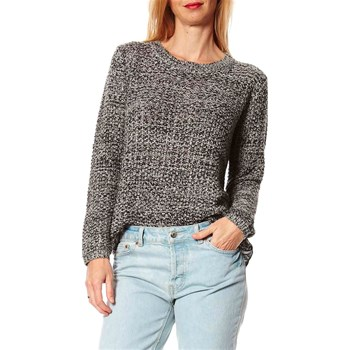 Maille et cachemire - Pull - anthracite