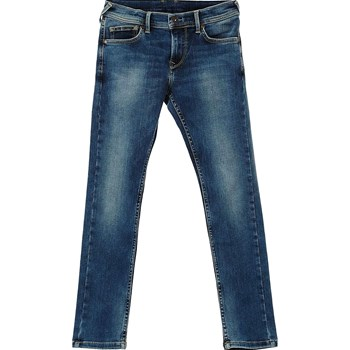Pepe Jeans London - Finly - Jean skinny - azul jean