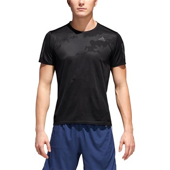 Adidas Performance - Response - T-shirt manches courtes - noir