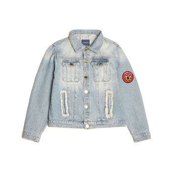 Guess Kids - Veste en jean - denim bleu