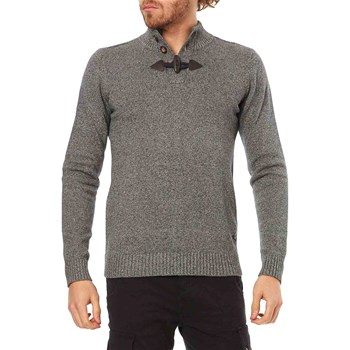 Teddy Smith - Parbour - Pull - gris