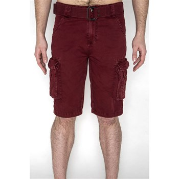 Schott - Short - bordeaux