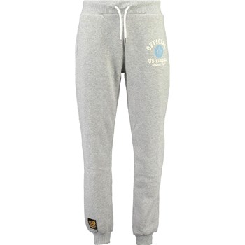 US Marshall - Mofficial - Pantalon jogging - gris souris