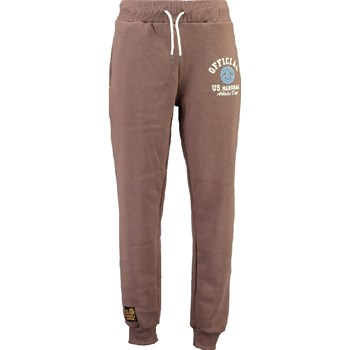 US Marshall - Mofficial - Pantalon jogging - taupe