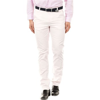 McGregor - Pantalon chino - rose