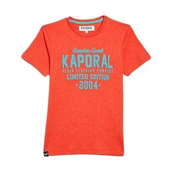 Kaporal - Ruff - T-shirt manches courtes - rouge