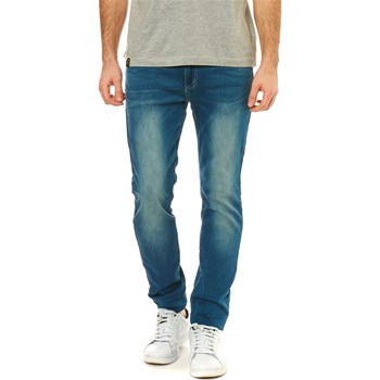 Best Mountain - Jean skinny - denim bleu