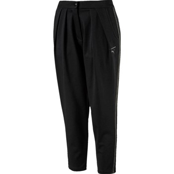 Puma - Tape Highwaist - Hose - schwarz